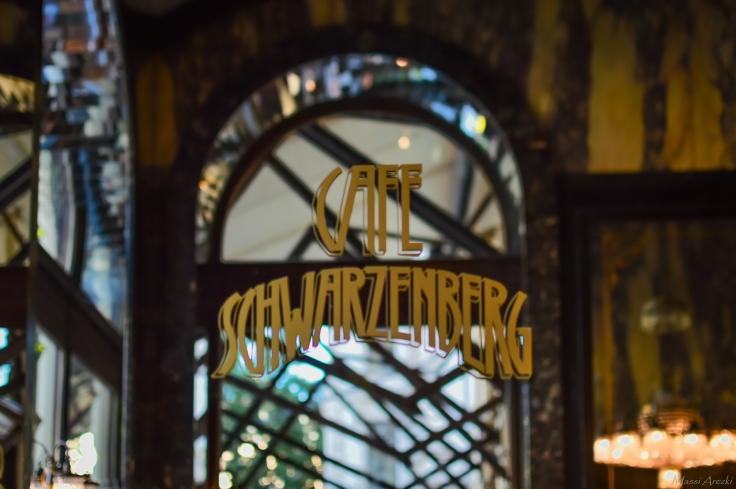 Café Schwarzenberg.